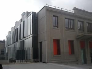 Collège Aimé-Césaire, 2010Ateliers 2.3.4