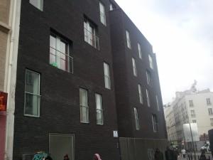 Résidence étudiante, 2010LAN Architecture